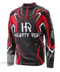 HEARTY RISE COLLER ING PIROS/FEKETE 3XL VERSENY